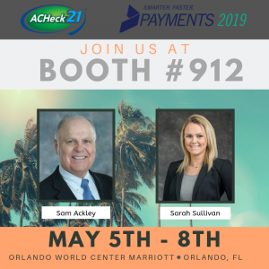 PAYMENTS booth 912